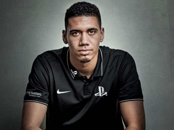 Chris Smalling (sumber: eplfeeds.com)